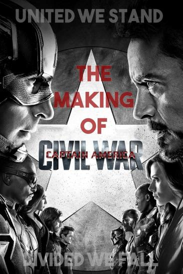 United We Stand, Divided We Fall: The Making of 'Captain America: Civil War' (2016)