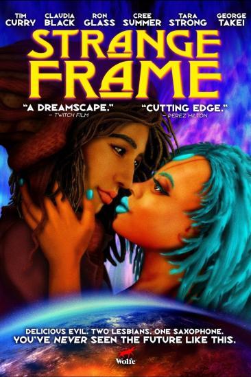 Strange Frame: Love & Sax (2013)