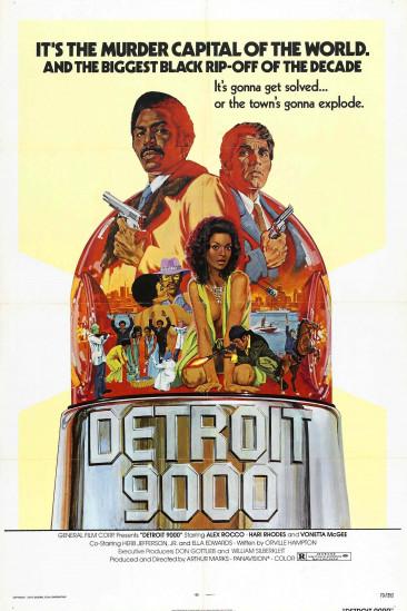Detroit 9000 (1973)