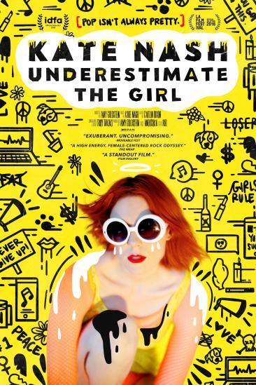 Kate Nash: Underestimate the Girl (2018)