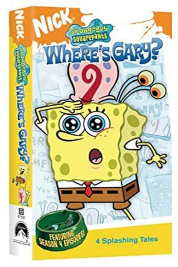 "SpongeBob SquarePants - ""Where's Gary?"" (2005)"