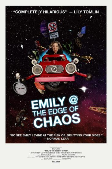 Emily @ the Edge of Chaos (2021)