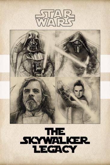 The Skywalker Legacy (2020)