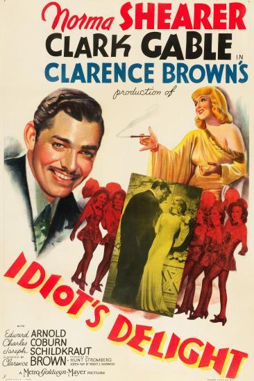 Idiot's Delight (1939)