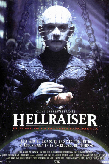 Hellraiser: Bloodline (1996)