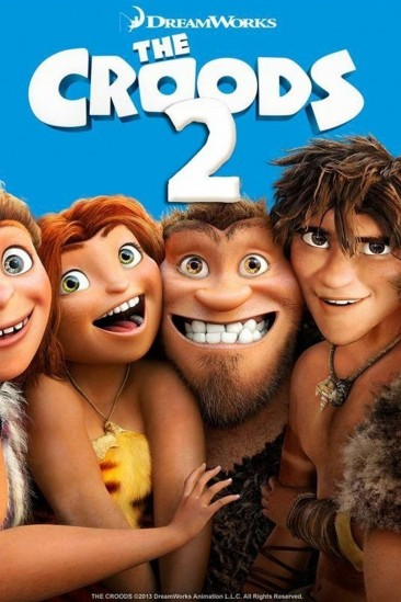 The Croods 2 (2018)