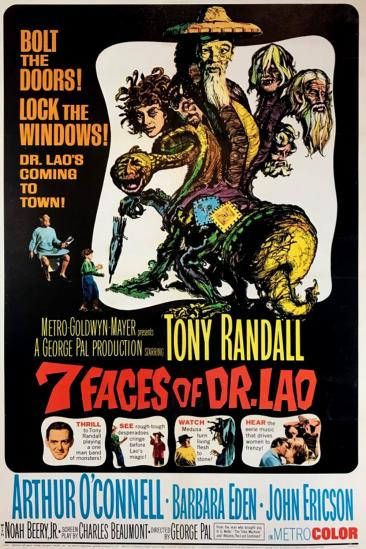 7 Faces of Dr. Lao (1964)