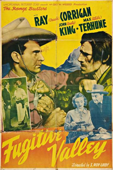 Fugitive Valley (1941)