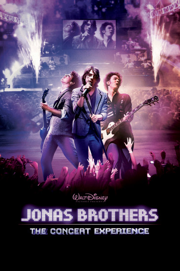 Jonas Brothers: The Concert Experience (2009)