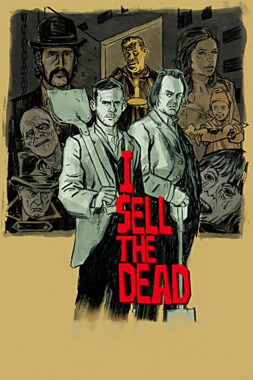 I Sell The Dead (2008)