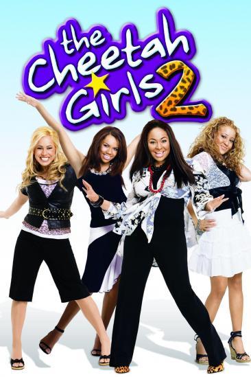 The Cheetah Girls 2: When in Spain (2006)