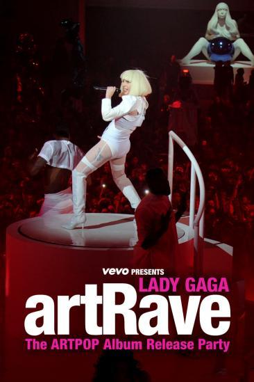 Vevo Presents: Lady Gaga ArtRave (2013)