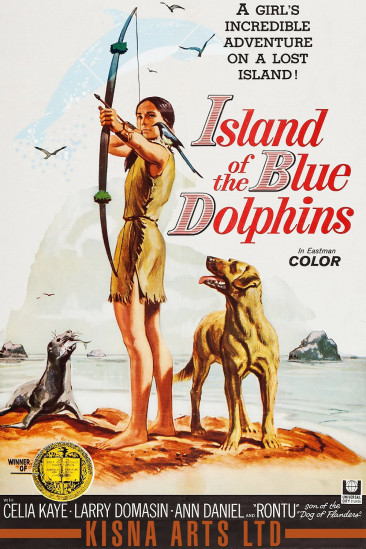 Island of the Blue Dolphins (1964)