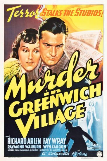 Murder in Greenwich Village (1937)