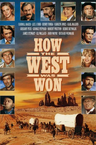 How the West Was Won (1963)
