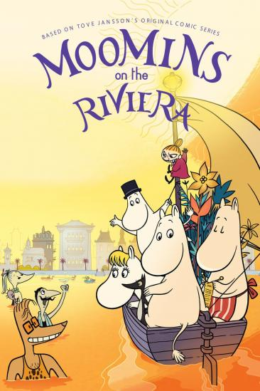 Moomins on the Riviera (2015)
