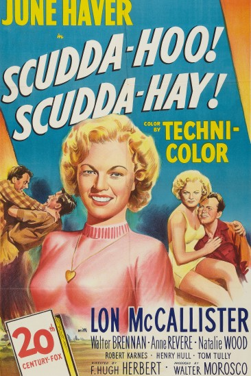 Scudda Hoo! Scudda Hay! (1948)