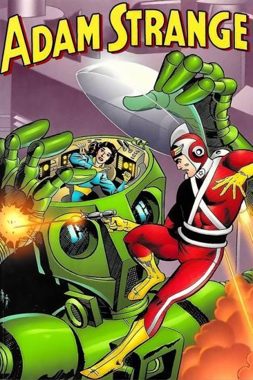 DC Showcase: Adam Strange (2020)