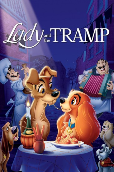 Lady and the Tramp (1955)