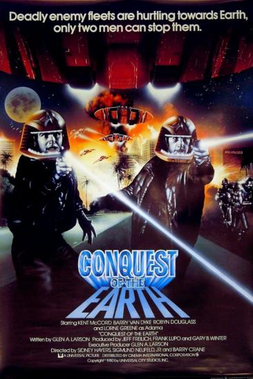 Conquest of the Earth (1981)