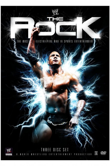 WWE: The Rock: The Most Electrifying Man in Sports Entertainment - Vol. 2 (2010)