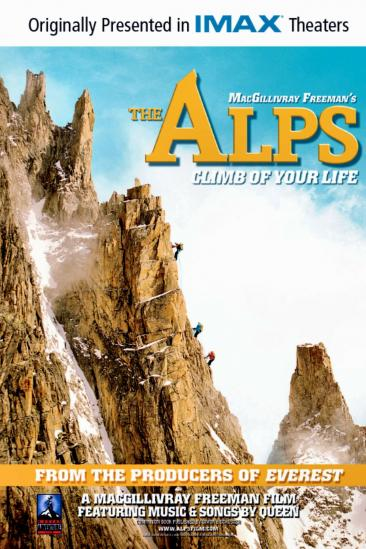 The Alps - Climb of Your Life (2007)
