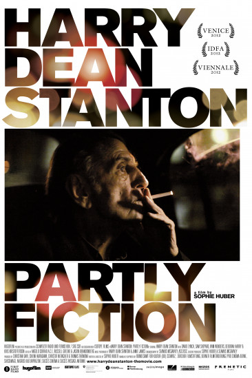 Harry Dean Stanton: Partly Fiction (2013)