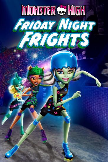 Monster High: Friday Night Frights (2013)