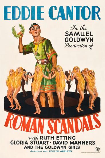 Roman Scandals (1933)