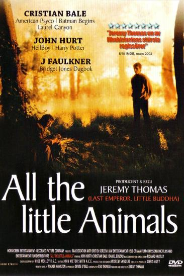 All the Little Animals (1999)