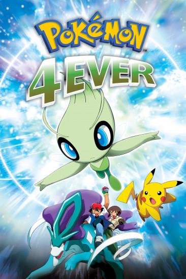 Pokémon 4Ever: Celebi - Voice of the Forest (2002)