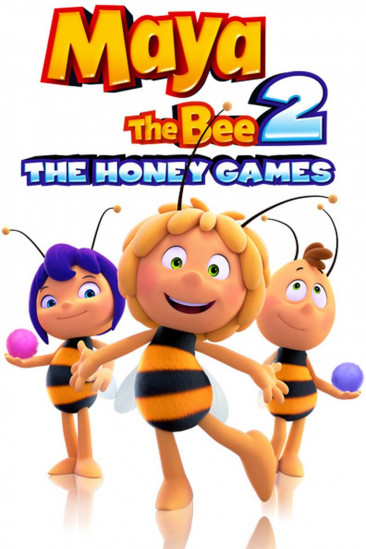 Maya the Bee: The Honey Games (2018)