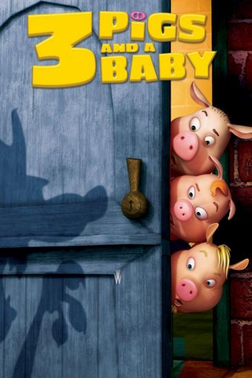 Unstable Fables: 3 Pigs & a Baby (2008)
