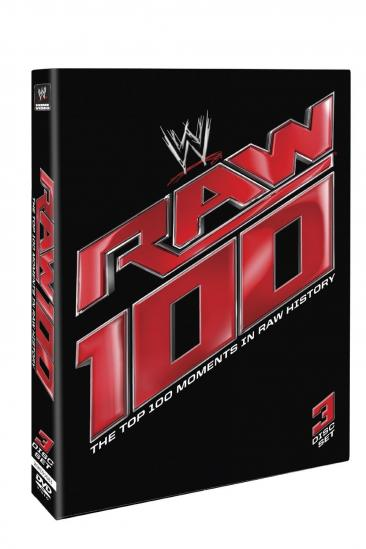 WWE: The Top 100 Moments In Raw History (2012)