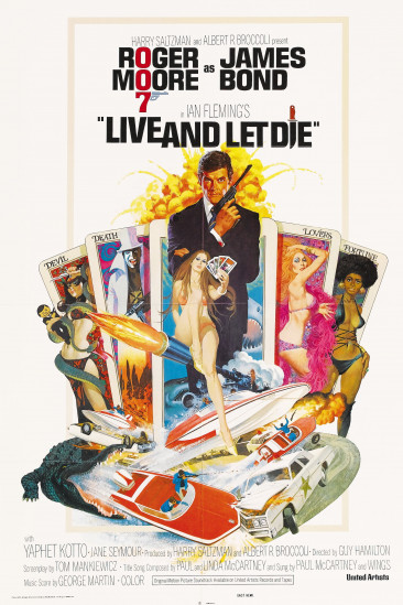 Live and Let Die (1973)