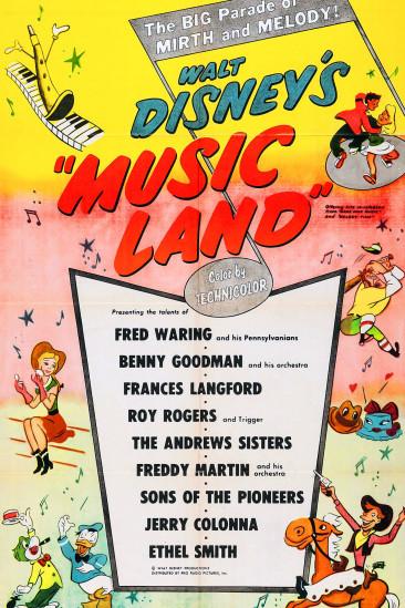 Music Land (1935)