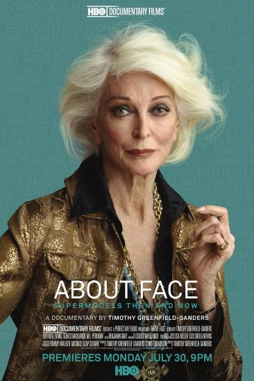 About Face: Supermodels Then and Now (2012)