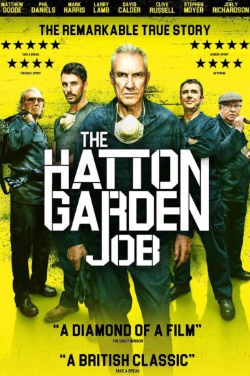 The Hatton Garden Job (2019)