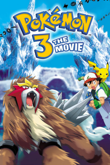 Pokémon: Spell of the Unown (2001)
