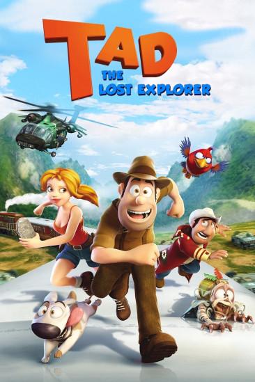 Tad, the Lost Explorer (2013)