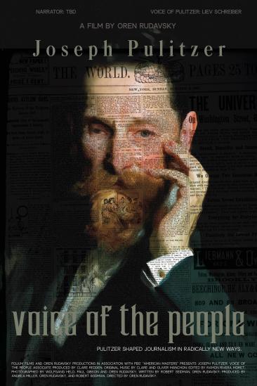 Joseph Pulitzer: Voice of the People (2018)