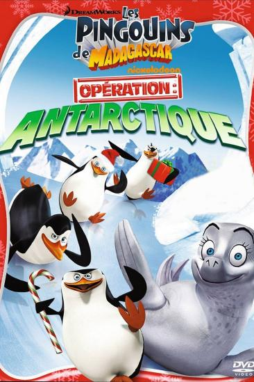 Penguins of Madagascar: Operation Antarctica (2012)