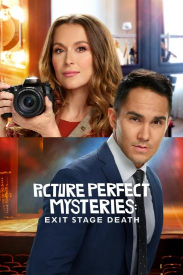 Picture Perfect Mysteries: Exit Stage Death (2020)