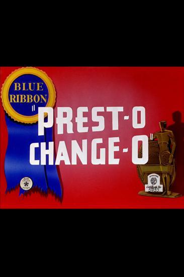 Prest-O Change-O (1939)