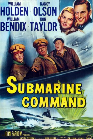 Submarine Command (1952)