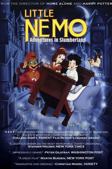 Little Nemo: Adventures In Slumberland (1992)