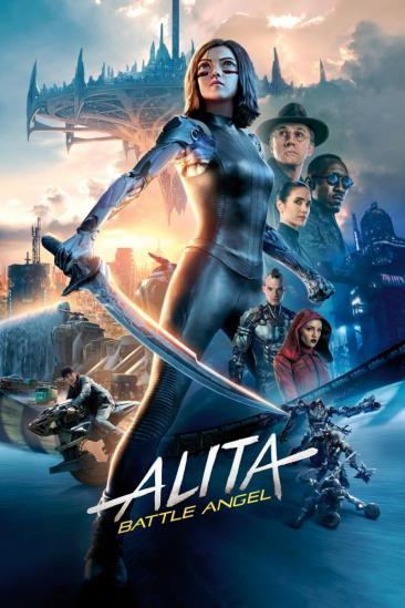 Alita: Battle Angel (2020)