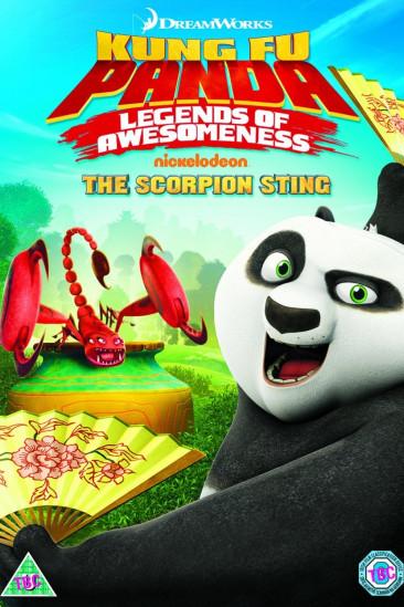 Kung Fu Panda: Legends of Awesomeness 1 : The Scorpion Sting (2011)