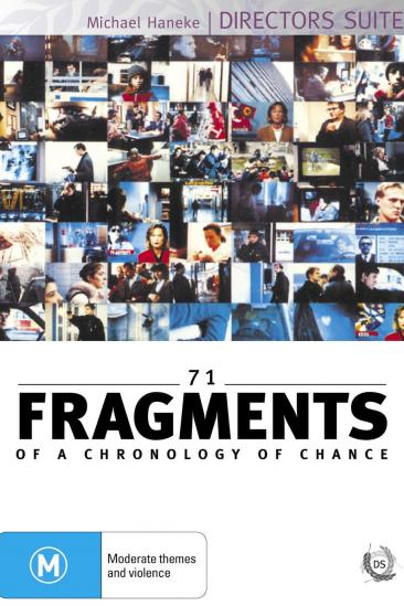 71 Fragments of a Chronology of Chance (0000)