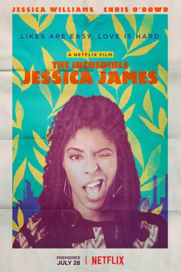 The Incredible Jessica James (2017)